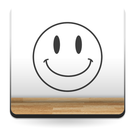 Vinilo Smiley imagen vinilo decorativo