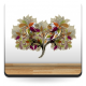 pegatina decorativa Vinilo Cabecero Floral II