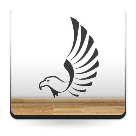Águila Decoración Vehículo imagen vista previa