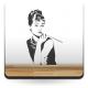 vinilos imagen producto Audrey Hepburn I