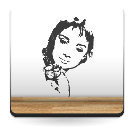 Audrey Hepburn VI producto vinilos