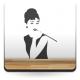 Audrey Hepburn VIII imagen vinilo decorativo