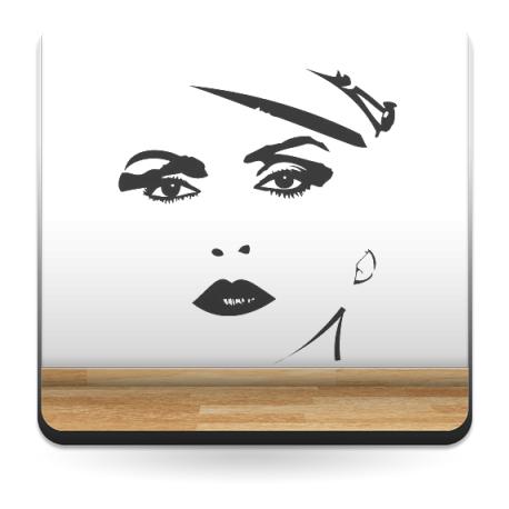 Blondie Motivo II producto vinilos