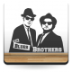 The Blues Brothers imagen vinilo decorativo