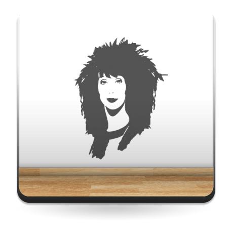 adhesivo decorativo Cher