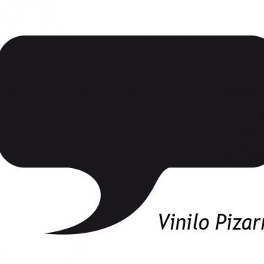 pegatina pared Bocadillo Comic Pizarra