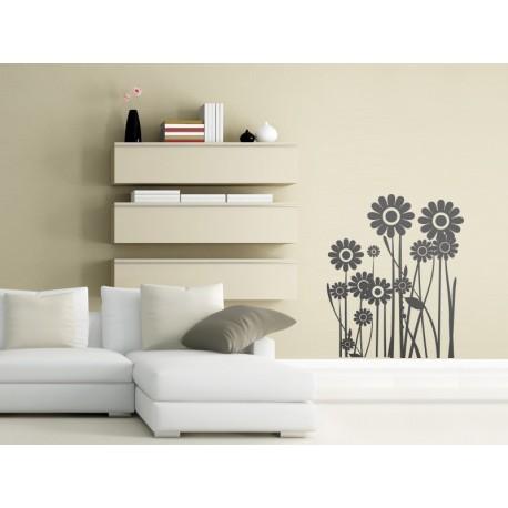 vinilo decorativo Floral Ramillete