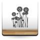 vinilos imagen producto Floral Ramillete