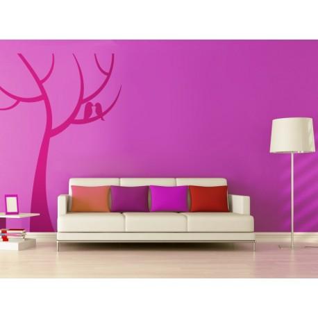 Árbol Love decoración con vinilo