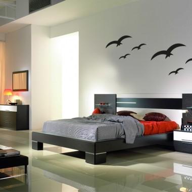 Aves Horizonte imagen vinilo decorativo