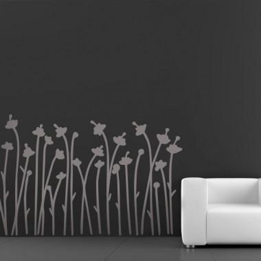 Floral Campestre IV imagen vinilo decorativo