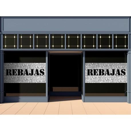 Rebajas Collage Reposicionable adhesivo decorativo ambiente