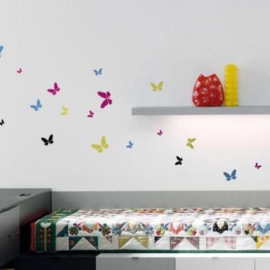 Mariposas al Vuelo producto vinilos