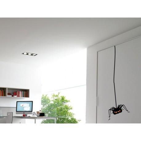 adhesivo decorativo Araña Colgante