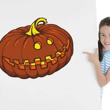 Halloween Calabaza Chata imagen vista previa