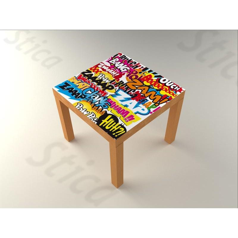 Dormitorio muebles modernos vinilos mesa - Superstudio muebles ...