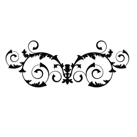 adhesivo decorativo Ornamento Orla Apaisada