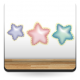Estrellas Felices Sueños imagen vinilo decorativo