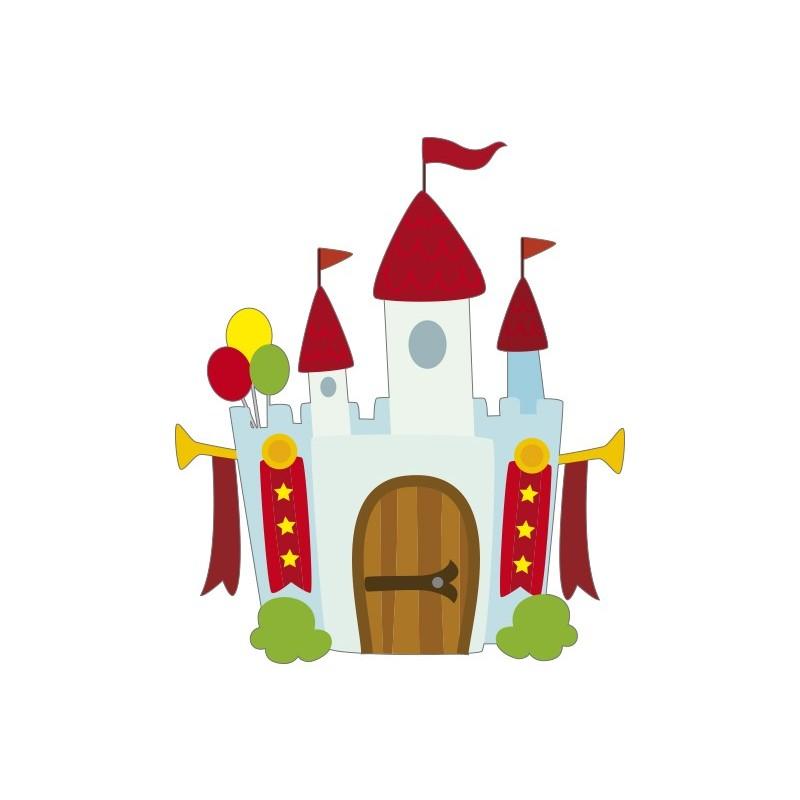 Resultado de imagen de castillo edad media dibujo