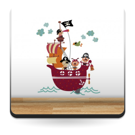 Barco Pirata imagen vista previa