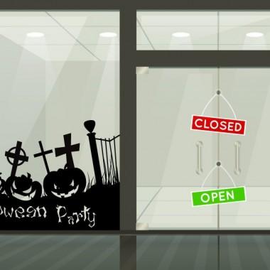 Halloween Calabazas Party imagen vista previa