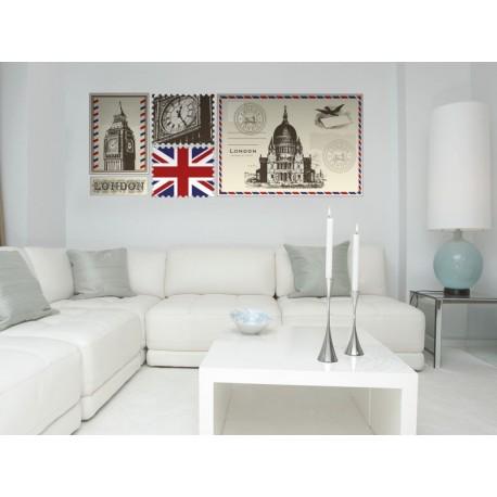 Londres Composición producto vinilos