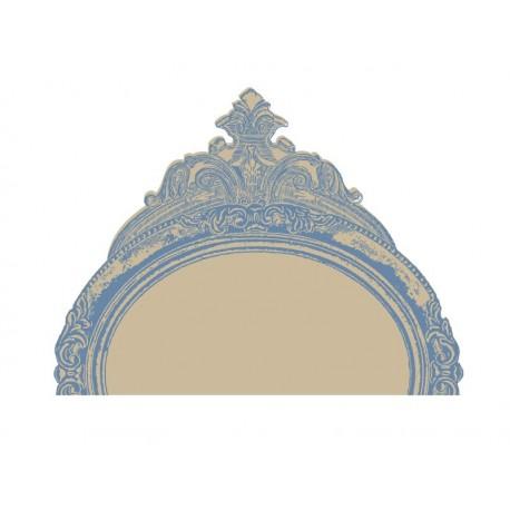adhesivo decorativo Enmarcado Luis XV