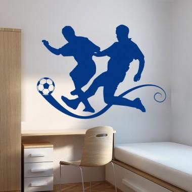 pegatina decorativa Futbol