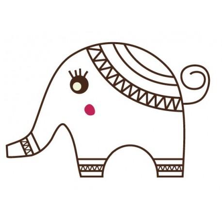 Elefante Bantu imagen vista previa