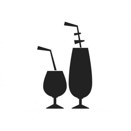 Pizarra Bar Copas imagen vista previa