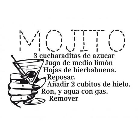 Receta Mojito imagen vista previa