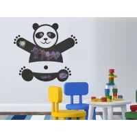 Pizarra Oso Panda