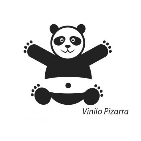 Pizarra Oso Panda imagen vista previa