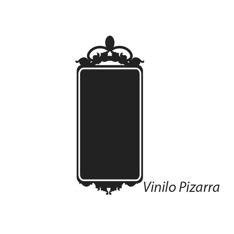 Vinilo pizarra men tabl n for Vinilo de pizarra
