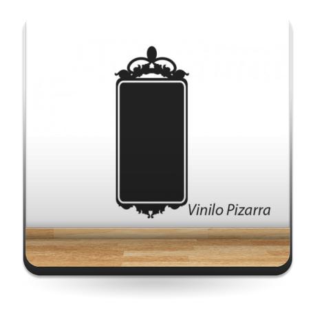 adhesivo decorativo Pizarra Menú Tablón