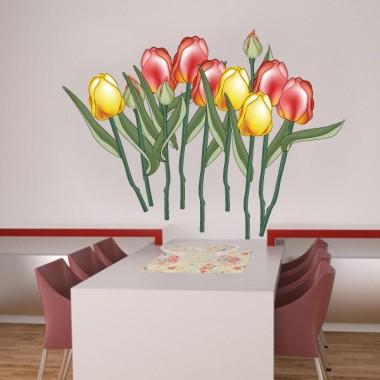 Tulipanes Cortados Ramo imagen vista previa