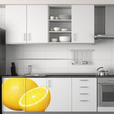pegatina decorativa Limones