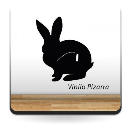 Pizarra Conejo imagen vista previa
