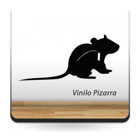 Pizarra Ratón Pérez producto vinilos