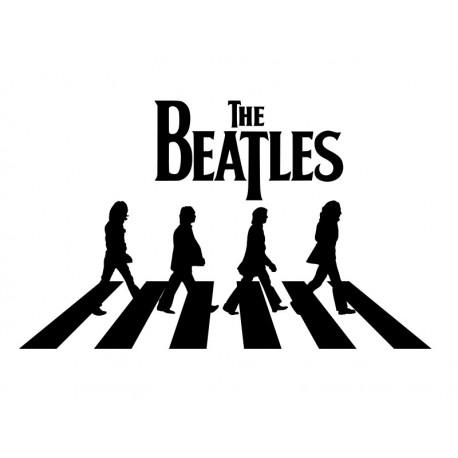 Beatles imagen vinilo decorativo