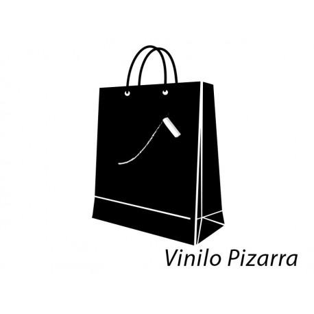 vinilos imagen producto Pizarra Bolsa Compra