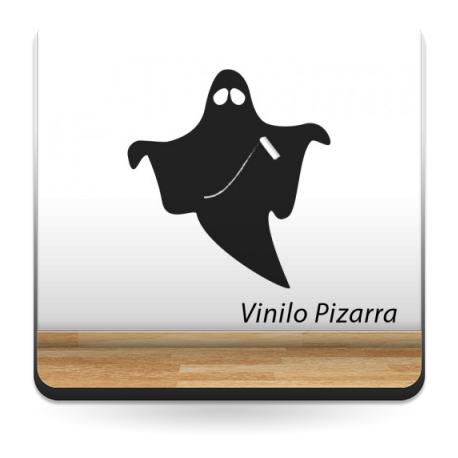 Pizarra Fantasma imagen vinilo decorativo