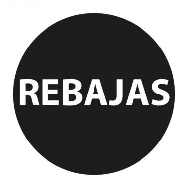 adhesivo decorativo Rebajas Circular Permanente
