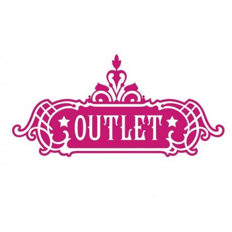 Outlet Belle Époque adhesivo decorativo ambiente