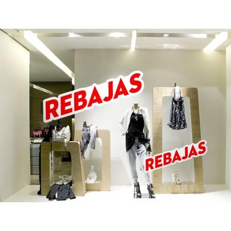 pegatina pared Rebajas Reposicionable Oblicuo VI