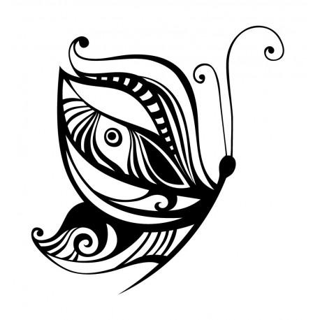 adhesivo decorativo Mariposa Fantasía Escaparate