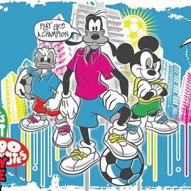 vinilo decorativo Fotomural Disney papel pintado 04