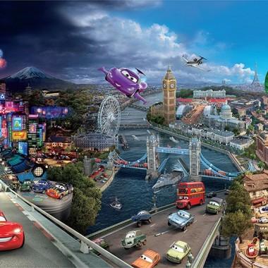 Fotomural Disney papel pintado 11 adhesivo decorativo ambiente