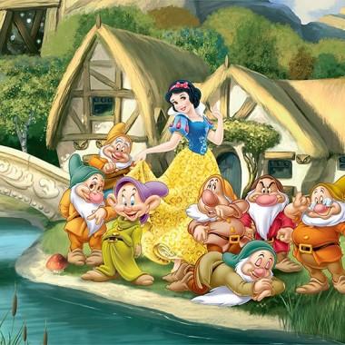 vinilo decorativo Fotomural Disney papel pintado 24