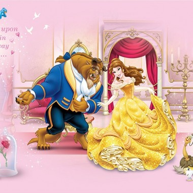 pegatina decorativa Fotomural Disney papel pintado 25